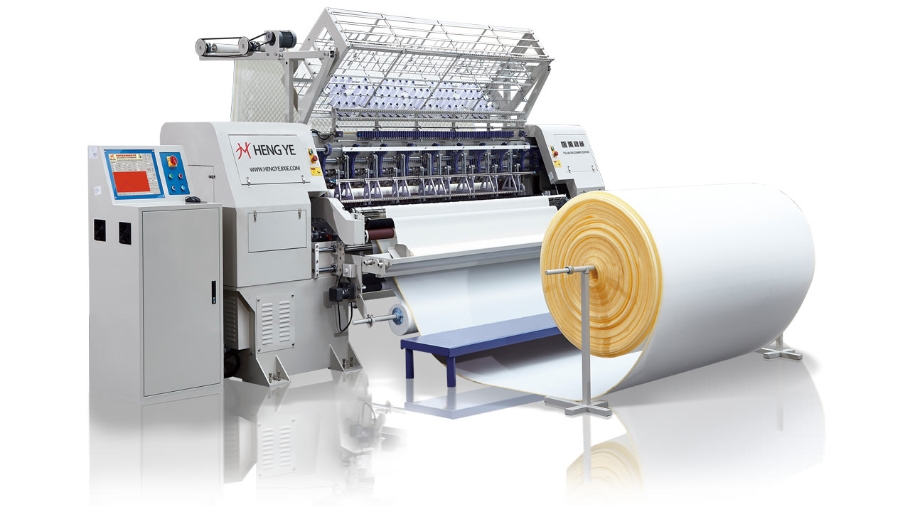 B Series Computerized Lock Stitch Multi-needle Quilting Machine